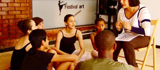 Titanes Caracol Fundacion Festival Art Marleny Hernandez www.festivalart.org