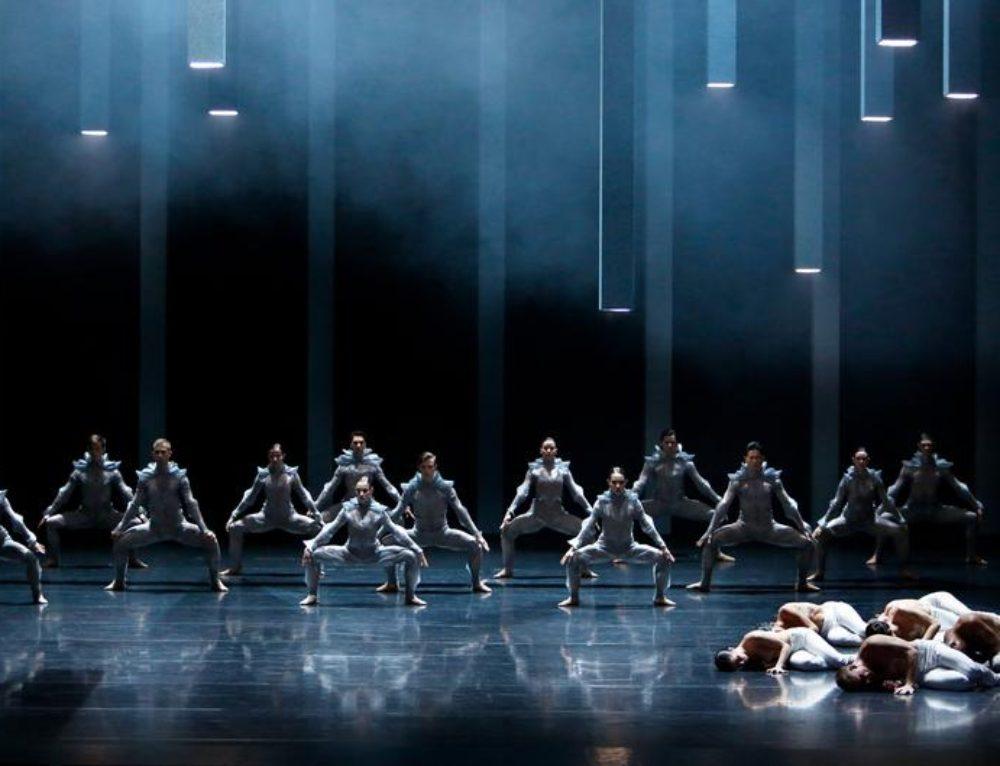 Bach se encuentra con el ballet.